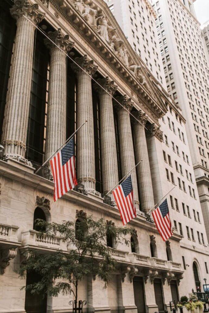 bluerock new york stock market