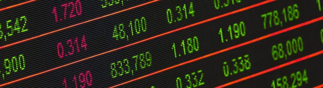 bluerock stockmarket numbers
